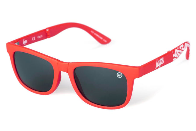 HYPE RED JUSTHYPE HYPEFOLDER SUNGLASSES