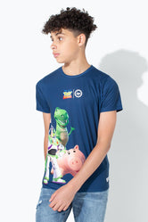 HYPE TOY STORY NAVY SIDE SQUAD KIDS T-SHIRT