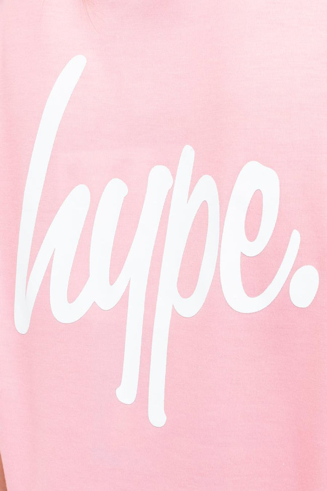 HYPE TOY STORY PINK WHEEZY SCRIPT WOMENS T-SHIRT