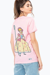 HYPE TOY STORY PINK BO PEEP WOMENS T-SHIRT
