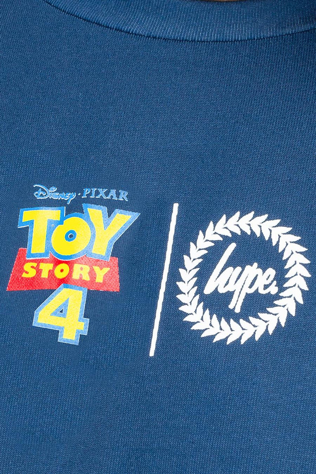 HYPE TOY STORY BLUE DUCKY BUNNY KIDS L/S T-SHIRT