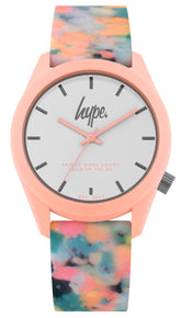 HYPE PASTEL SPONGE KIDS WATCH