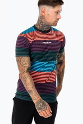 HYPE BERRY STRIPES MEN'S T-SHIRT