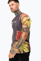 HYPE MAUVE GARDEN MEN'S T-SHIRT