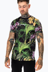 HYPE BLACK GARDEN MEN'S T-SHIRT