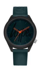 HYPE TEAL SCRIPT KIDS WATCH