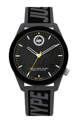 HYPE BLACK JUSTHYPE WATCH