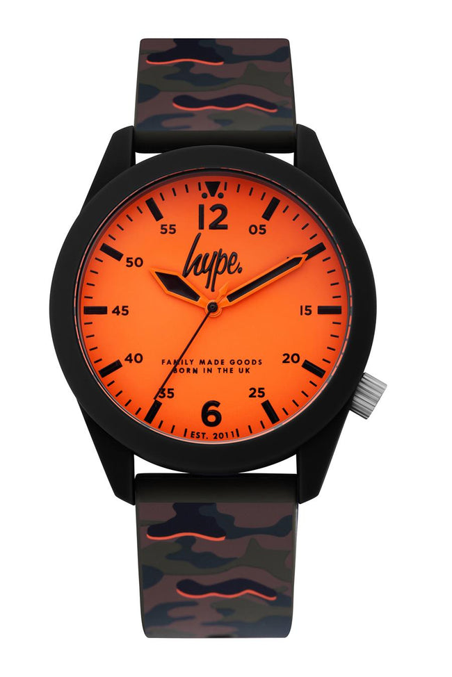 HYPE CAMO WATCH