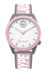 HYPE PINK JUSTHYPE WATCH