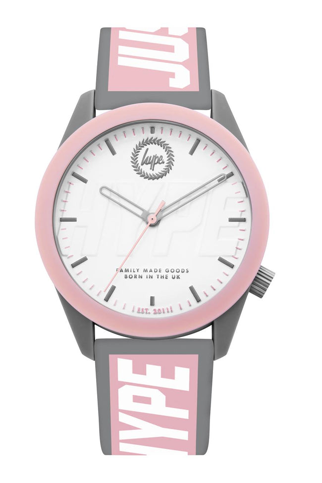 HYPE PINK JUSTHYPE KIDS WATCH