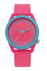 HYPE PINK CORE KIDS WATCH