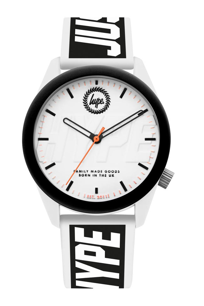 HYPE WHITE JUSTHYPE KIDS WATCH