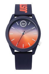 HYPE NAVY GRADIENT JUSTHYPE WATCH