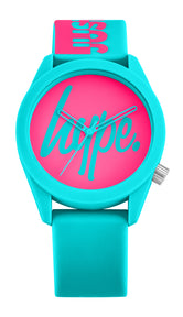 HYPE BLUE AND PINK JUSTHYPE KIDS WATCH