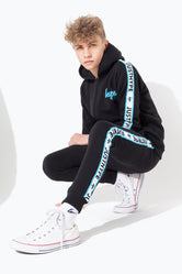 HYPE BLACK TAPE KIDS TRACKSUIT SET
