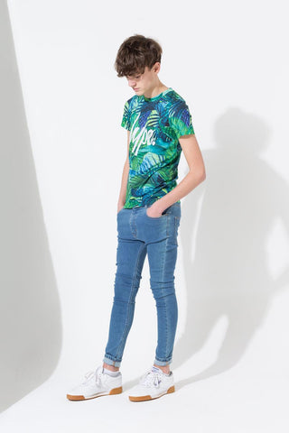 HYPE DEEP PALM KIDS T-SHIRT