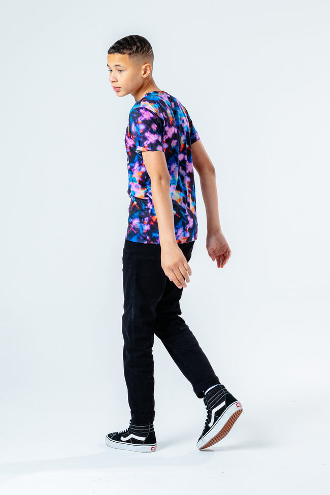HYPE MULTI SMUDGE KIDS T-SHIRT