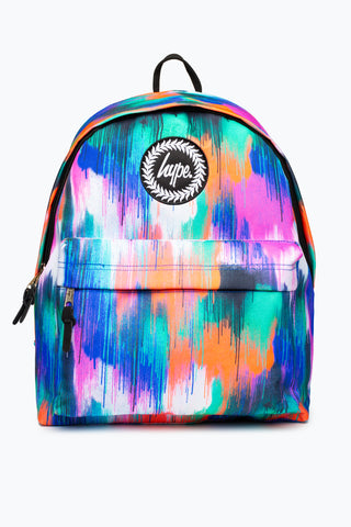 HYPE MULTI SPRAY DRIPS BACKPACK