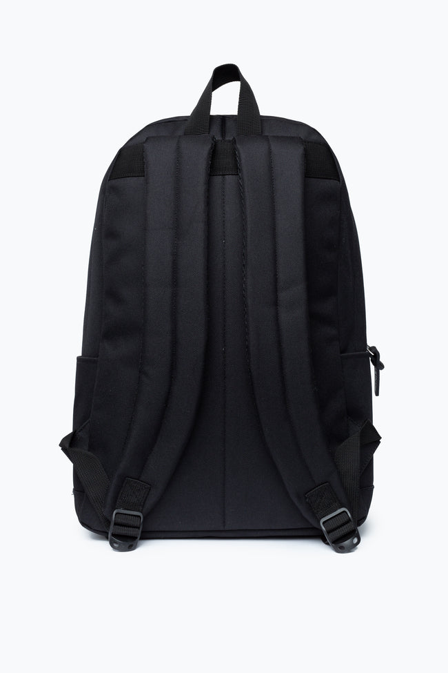 HYPE BLACK ENTRY BACKPACK