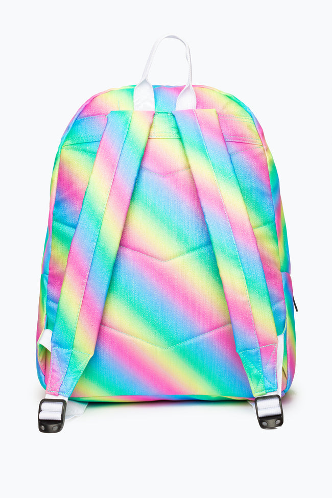 HYPE RAINBOW LUREX BACKPACK