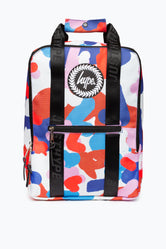 HYPE MULTI SPRAY BOXY BACKPACK