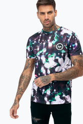 HYPE FLOWER HAZE MENS T-SHIRT