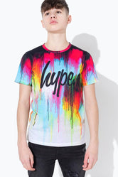 HYPE URBAN DRIPS KIDS T-SHIRT