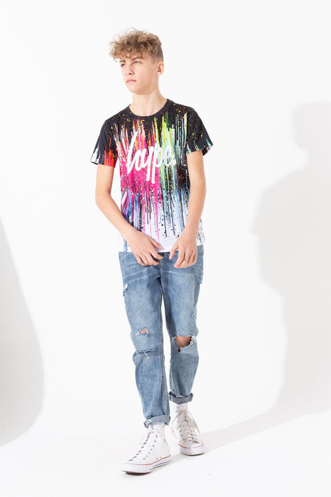HYPE SCRATCH DRIPS KIDS T-SHIRT