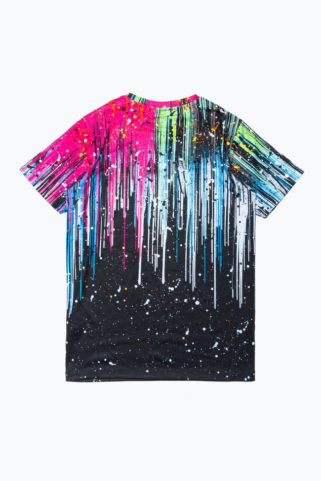 Hype Prism Paint Drips Kids T-Shirt