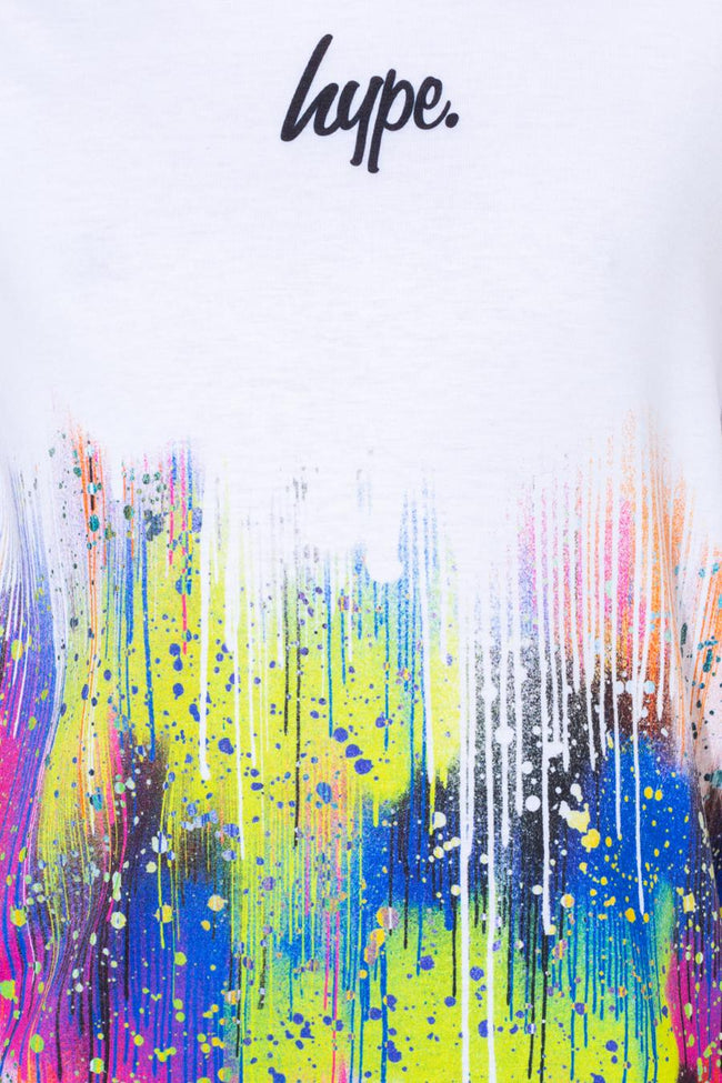 HYPE VANISHING DRIPS KIDS T-SHIRT