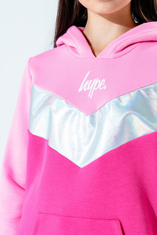 HYPE CHEVRON KIDS PULLOVER HOODIE