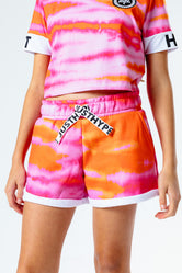 HYPE TIE DYE KIDS RUNNER SHORTS