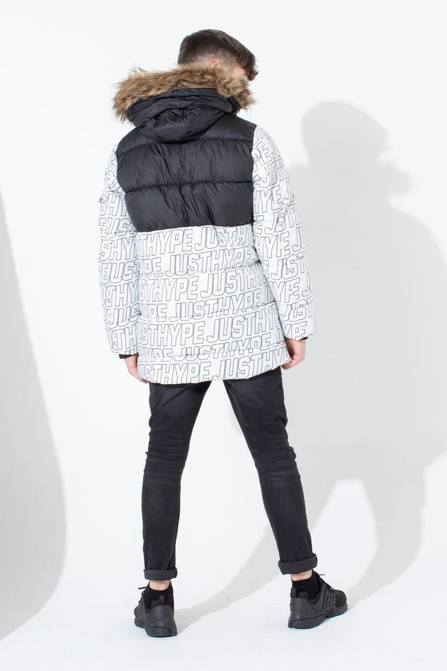HYPE JUST HYPE AOP KIDS EXPLORER JACKET