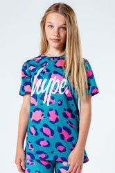 HYPE GREEN ANIMAL KIDS T-SHIRT