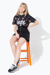 HYPE GINGERBREAD CANE SCRIPT KIDS T-SHIRT