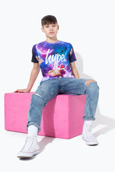 HYPE IM SURFING DEER KIDS T-SHIRT