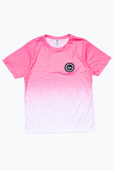 HYPE PINK SPECKLE WOMEN'S T-SHIRT