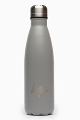 HYPE GREY POWDER COATED BOTTLE