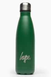 HYPE GREEN POWDER COATED BOTTLE