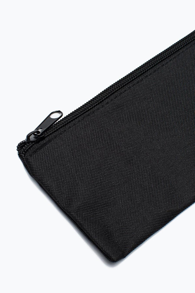 HYPE BLACK CREST PENCIL CASE