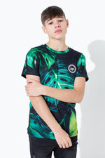 HYPE PALM LEAF KIDS T-SHIRT