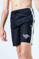 HYPE PAINT DRIP KIDS SWIM SHORTS