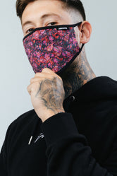 HYPE ADULT MULTI PAISLEY FACE MASK