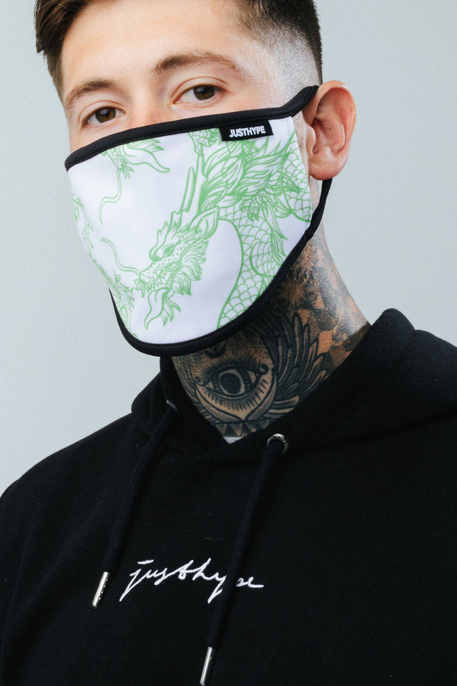 HYPE ADULT DRAGON FACE MASK