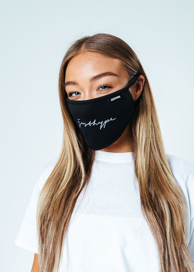 HYPE ADULT REFLECTIVE SIGNATURE FACE MASK