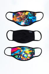 HYPE 3X ADULT EXPLOSION FACE MASK SET