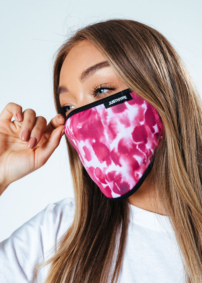 HYPE 3X ADULT WMNS CUTE VIBES FACE MASK SET