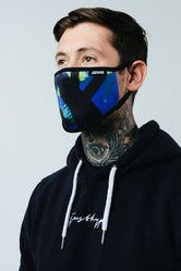 HYPE ADULT GRAFFITI SPRAY FACE MASK
