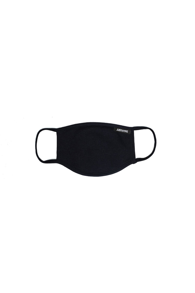 HYPE ADULT BLACK JUST HYPE  FACE MASK