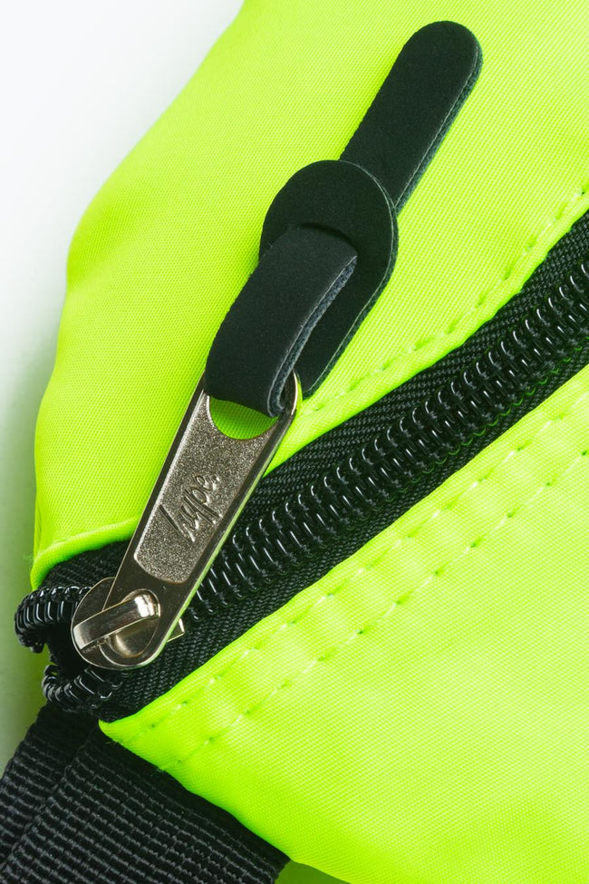 HYPE LIME NEON BADGE BUMBAG